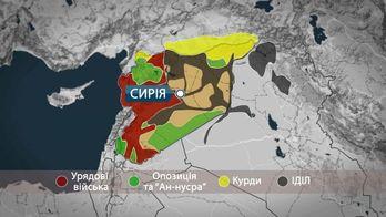 Як кривава бійня за Алеппо може змінитися хід війни в Сирії