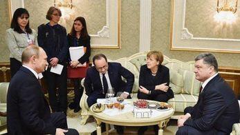 Про зраду и перемогу на нормандской встрече в Берлине