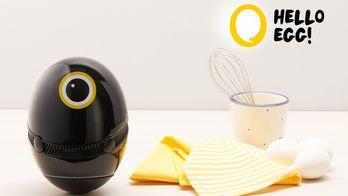 Hello Egg – украинцы разработали робопомощника для кухни будущего
