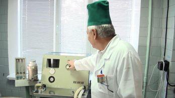 В Черкассах нет ни одного современного аппарата искусственного дыхания