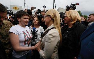 """Неоправданная Надежда, или Что будет делать Тимошенко с """"проблемой Савченко""""?"""