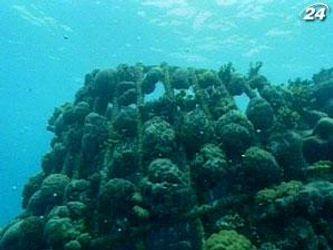 Науковці на Мальдівах відновлюватимуть коралові рифи