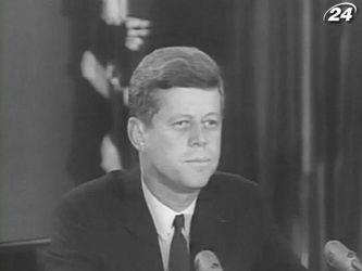 Джон Кеннеді - президент, що змінив Америку