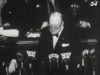 Вінстон Черчилль - політик, що був приречений стати символом Британії