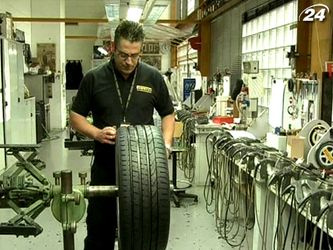 Шины Cyber Tyre сами будут сообщать об изношенности