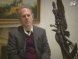 Игорь Гречаник - скульптор идей из невиданных миров