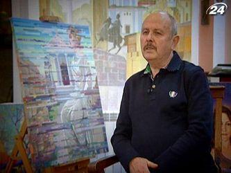 Володимир Слєпченко поєднує стародавні світи та міста майбутнього