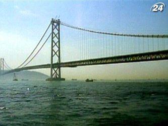 Акаси Кайко - самый высокий, самый длинный, самый дорогой подвесной мост на Земле