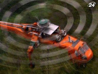 """""""Небесные краны"""" - самые мощные вертолеты"""
