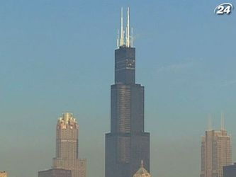 Уиллис Тауэр - самый высокий небоскреб Чикаго