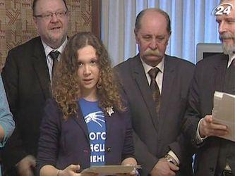 """Програма """"Митці України"""" перемогла на журналістському конкурсі"""