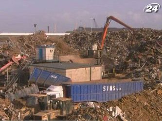 Машина для переробки металів має довжину двох боїнгів