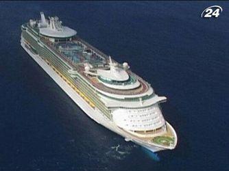 Freedom of the Seas - один из крупнейших круизных лайнеров в мире