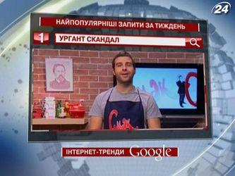 Неудачная шутка над украинцами обеспечила Урганту лидерство в Google