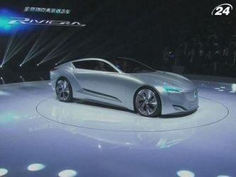 Шанхайське автошоу: 1300 нових моделей для китайців