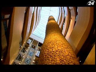 Отель Silken Gran Hotel Domine в Бильбао: искусство нового тысячелетия
