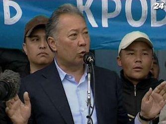 Диктаторы. Курманбек Бакиев