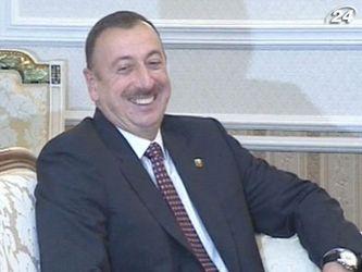 Диктаторы. Ильхам Алиев