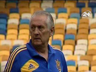 Фоменко - тренер, который выиграл 75% матчей во главе сборной Украины