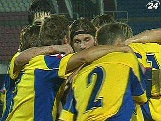 Любимые города футбольной сборной Украины