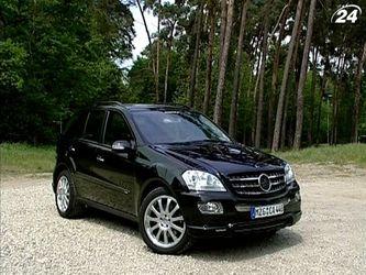 Мощный и эксклюзивный Mercedes от немецкой компании Carlsson