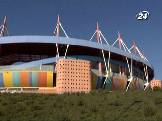 Незвичні стадіони – простота і оригінальний дизайн
