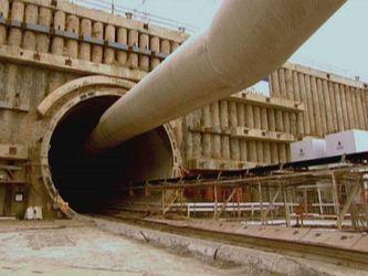 Як будують залізничні тунелі