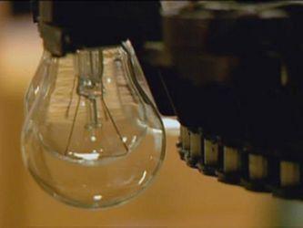 Як виготовляють лампи розжарення