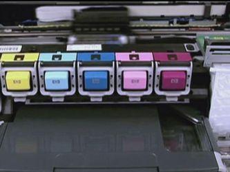 Як працюють картриджі для принтера