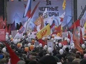 Без права на протест. Почему выступать против Путина в России решаются единицы