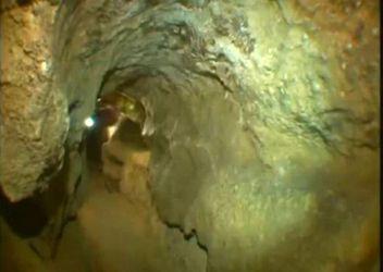 Печера Кришталева — царство тіней та скам'янілих фігур