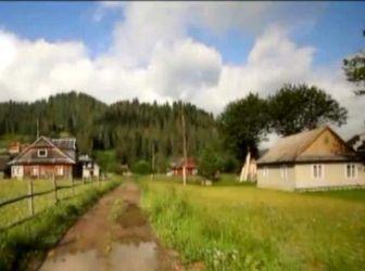 Карпатське село Криворівня — літня столиця української інтелігенції
