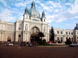 Легенды Львова: в 1861 году в город приехал первый локомотив