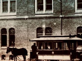 Легенды Львова: первый конный трамвай во Львове выехал еще в 1879 году