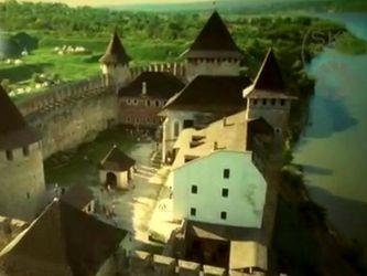 Мандрівка Україною. Хотинська фортеця – арена кривавих воєн та знімальний майданчик