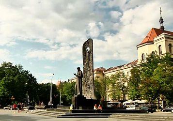 Територія нескорених. У Львові демонстрації традиційно проходять у двох місцях