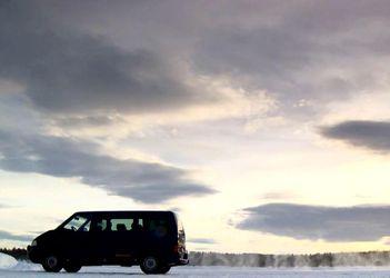 Автотехнології. Керування на льоду