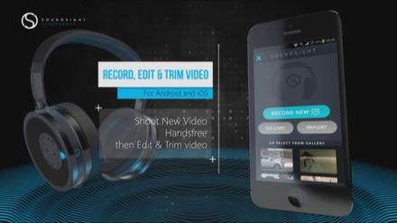 """Техноманія: """"Розумний"""" годинник з проектором, навушники SoundSight, ретроклавіатура"""