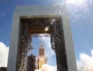NASA готується до запуску корабля, який літатиме на Марс