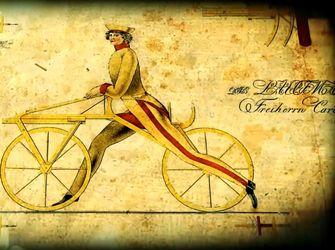 Стиль жизни. История велосипеда