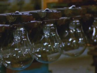 Как изготавливают лампочки
