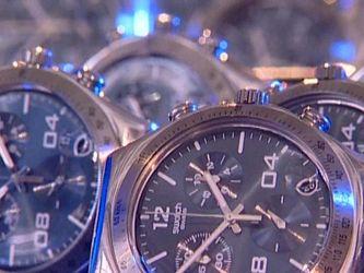 Як виготовляють годинники Swatch