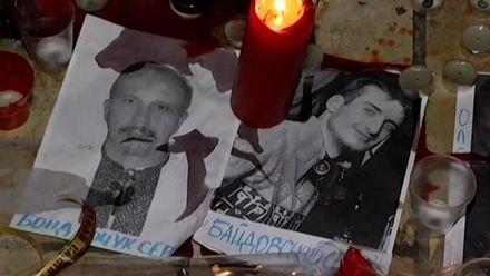 Хроника Евромайдана: эскурсия по Межигорью, свержение памятников Ленину