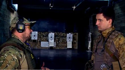 """""""Курс воина"""": Четыре правила обращения с оружием"""