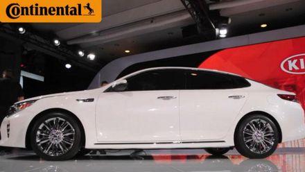 Автотехнології. Компанія Kia представила Optima наступного покоління