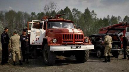 Хто підпалив чорнобильські ліси?