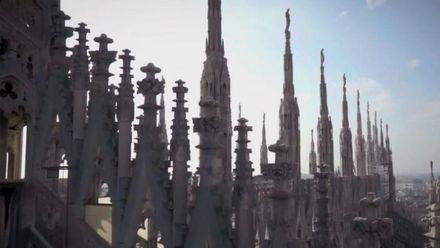 Милан – громкий, эмоциональний, яркий и модный город