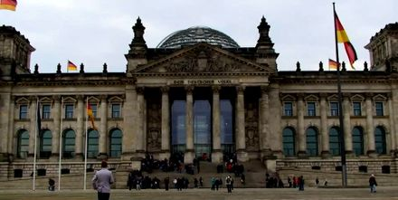 Берлін — суміш класики і модерну