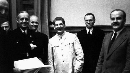 75 лет назад заключили один из самых страшных договоров для Европы
