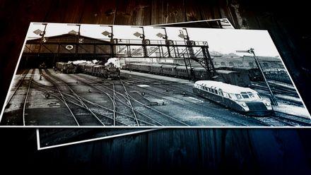 Поезд будущего ездил со Львова в Польшу в 1936 году